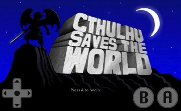 クトゥルフ神話のゲームアプリ